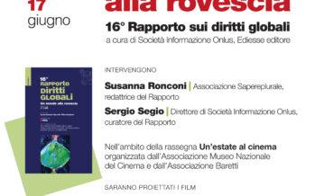 Diritti Globali a un'Estate al Cinema di Torino