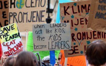 Europa. Sciopero globale per il clima, ultimo avvertimento