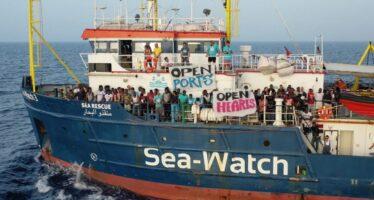 Migranti.La Corte di Strasburgo respinge il ricorso di Sea Watch