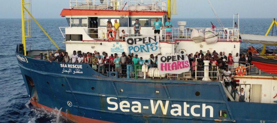 Appello di Le Monde: Sea Watch, fuorilegge sono le autorità italiane
