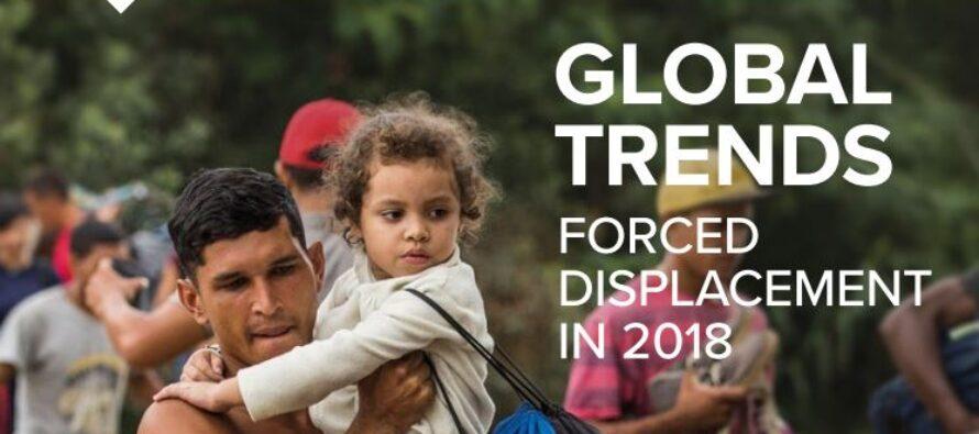 La ONU constata el aumento de la emigración, los refugiados y el desplazamiento forzado de población