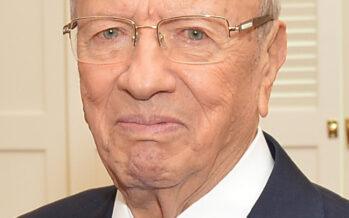 Tunisia. Muore il presidente laico Béji Caid Essebsi