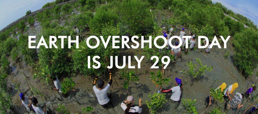 Earth Overshoot Day.Sfruttamento senza freni, il pianeta sta finendo