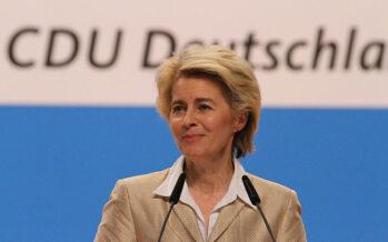 Ursula von der Layen presidente della Commissione per pochi voti