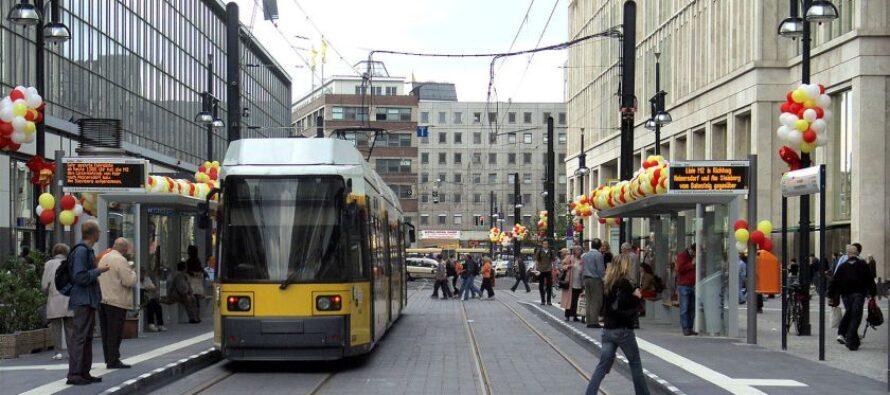 Trasporto pubblico: viaggiare a Berlino costerà solo un euro al giorno