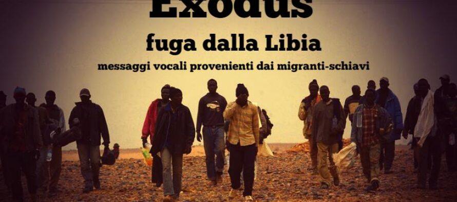 Libia/Tunisia.Exodus: basta gommoni sgonfi, serve l'evacuazione