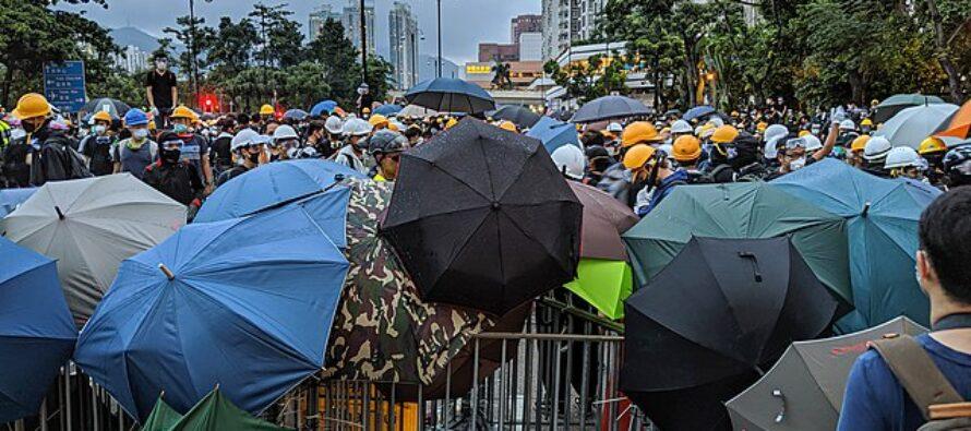 La Cina accusa gli Usa di interferenze su Hong Kong
