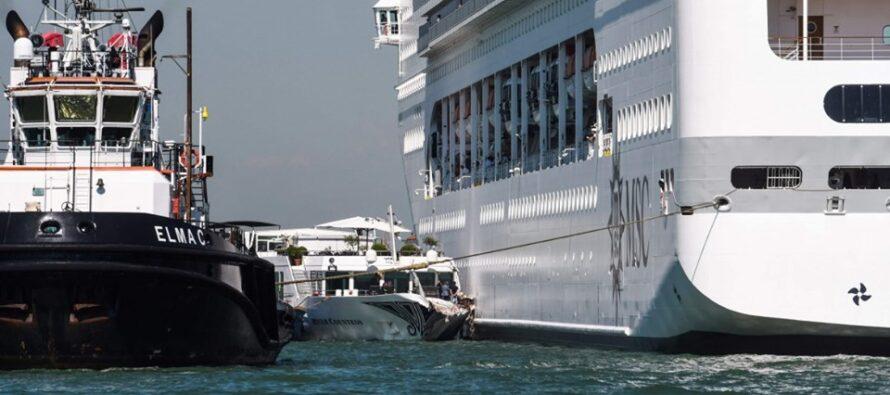 Venezia, disastri annunciati. Grandi navi, grandi rischi: è ora di fermarli