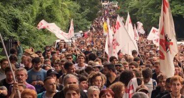 Il senatore Pd Tommaso Cerno: «Il governo è caduto grazie ai NoTAV»