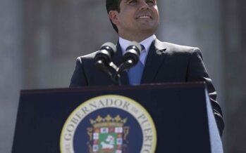 Omofobia. Il governatore di Portorico Ricardo Rossello costretto alle dimissioni