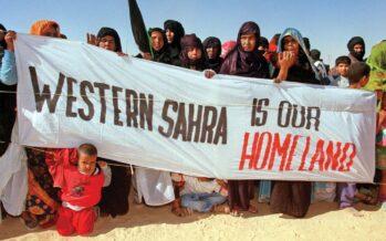 Saharawi.Protesta contro l'occupazione, la polizia marocchina spara