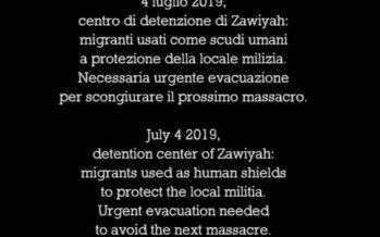 Migranti. Protesta nel campo libico di Zawiya: «Siamo scudi umani, salvateci»