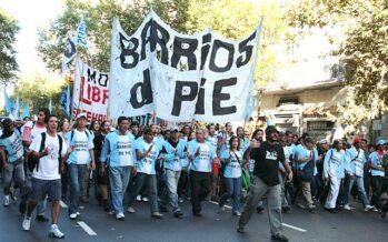 Crisi economica, la lotta dei lavoratori si riprende l'Argentina