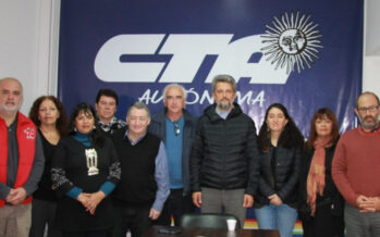 HDP deputies touring Argentina