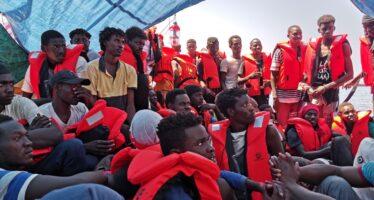 Conte 2. Nuovo umanesimo? Allora aprite i porti ai migranti