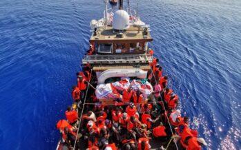 La nave Eleonore bloccata al largo di Malta con 101 migranti