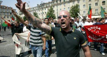 Portogallo, tutti mobilitati contro il raduno dell'estrema destra