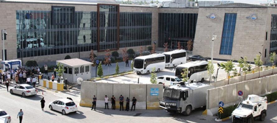 418 people detained following AKP seizure of municipalities