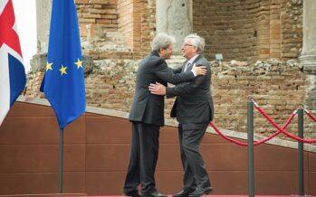 Bruxelles. In discussione la delega del Commissario Paolo Gentiloni