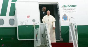 Papa in Madagascar: «Non c'è ecologia senza giustizia sociale»