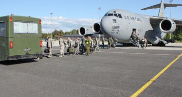 In Estonia scoperta una base segreta Usa operativa