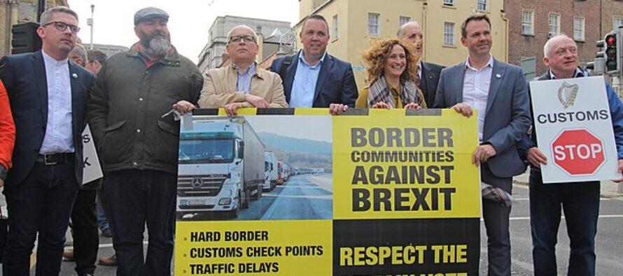 Brexit. L'Irlanda del Nord in tensione per il ritorno del confine