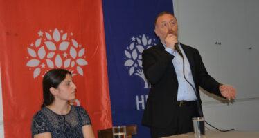 """""""Resisteremo al golpe di Erdogan"""". Intervista con il presidente dell'HDP"""