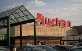Grande Distribuzione.Conad-Auchan, sciopero e cortei per salvare 12mila addetti