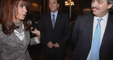 Presidenziali in Argentina, vince Alberto Fernández
