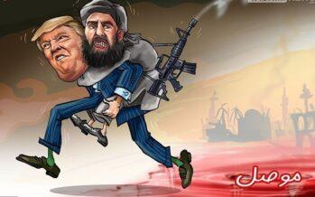 C'era un volta al Baghdadi, l'inverosimile racconto hollywoodiano di Trump