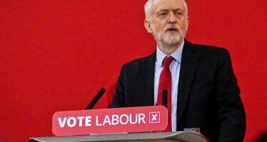 Labour party, il programma rosso di Jeremy Corbyn