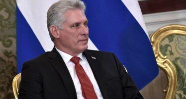 Ricambio a Cuba, Díaz-Canel presidente. È la «modernizzazione»