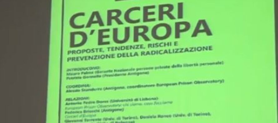 Rapporto sulle carceri d'Europa. In Italia celle tra le più sovraffollate