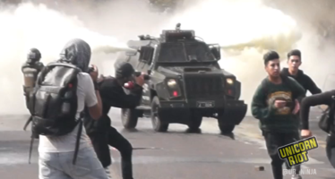 Cile, la repressione non placa la rivolta: que se vayan todos