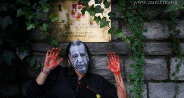 Vertice NATO. Erdogan minaccia: «Ypg terroriste o metto il veto»: