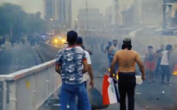 Proteste in Iraq, la polizia uccide 7 dimostranti a Baghdad, 3 a Karbala