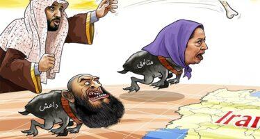 Le guerre del golfo.Il regno saudita di MBS traballa (a sua insaputa)