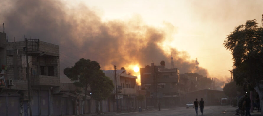 Gli USA ora sostengono Erdogan in chiave anti-russa: Idlib non deve cadere