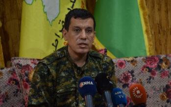 La denuncia delle Forze democratiche siriane: «Erdogan continua a sparare»