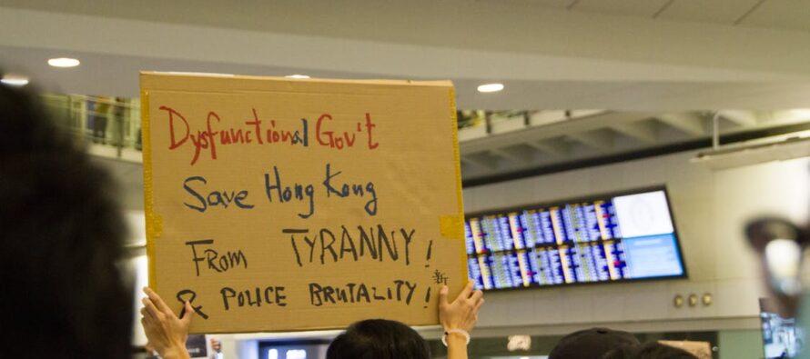 Retata e arresti a Hong Kong, l'accusa: «Sovversione»