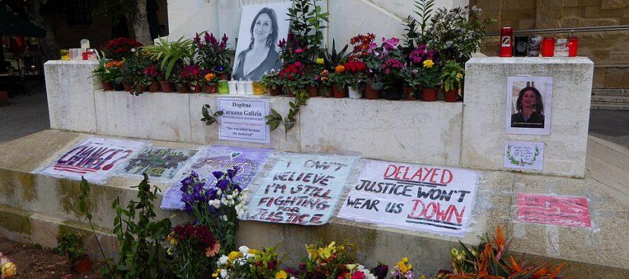 Malta. Imprenditore arrestato come mandante dell'omicidio di Caruana Galizia
