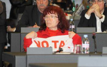 No TAV. Nicoletta Dosio: «L'ingiustizia perseguita chi lotta»