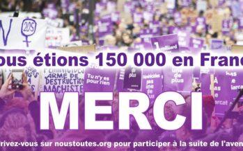 50mila in marcia a Parigi contro le violenze sessiste, domani le nuove norme