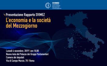 Rapporto Svimez 2019.Due milioni in fuga dal Mezzogiorno