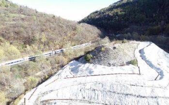 Val di Susa.Il cantiere della Tav bloccato per una discarica di amianto