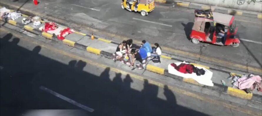 In Iraq la rivoluzione arriva in tuk tuk, il taxi dei poveri
