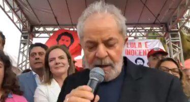 Brasile. Finalmente liberato Lula