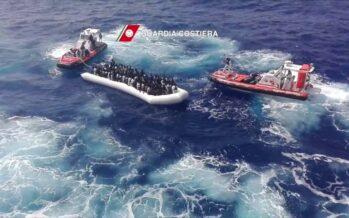 Almeno 20 i dispersi in un naufragio davanti a Lampedusa