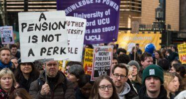 Regno unito, il lungo sciopero delle università per il reddito e contro la precarizzazione
