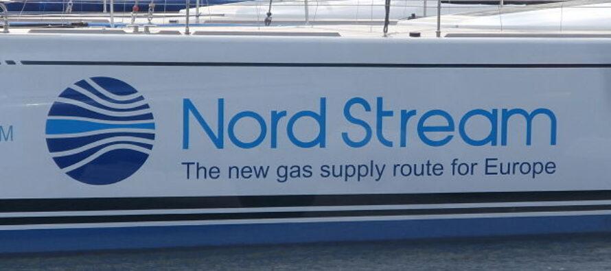 Il gasdotto Nord Stream 2 continua ad avanzare in Germania, a dispetto degli USA